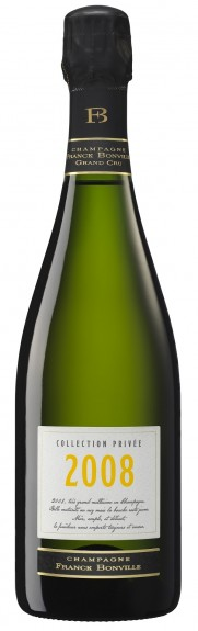 Champagne Franck Bonville Collection Privée 2008