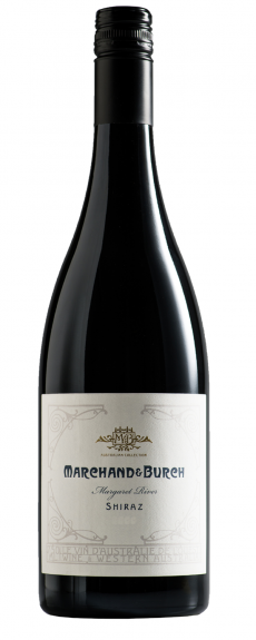 2016 Marchand & Burch Shiraz - sold out