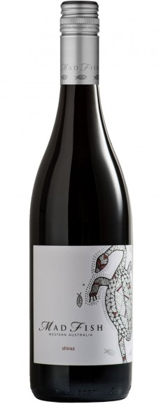 2015 MadFish Shiraz